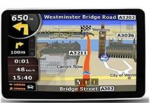 EASYOWN CS706 7 inch Car GPS